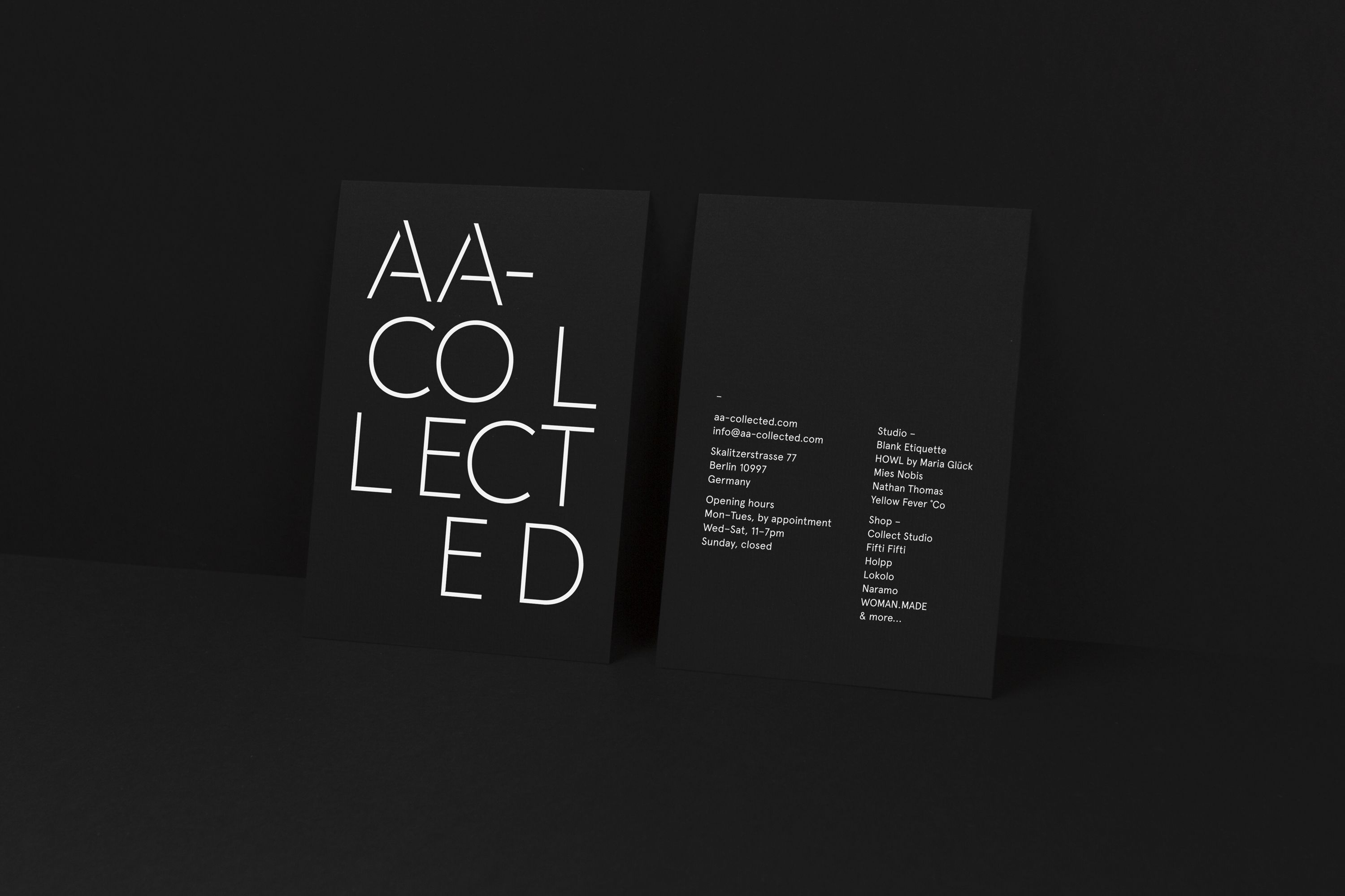 AA-Collected
